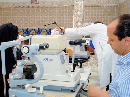 تيزنيت : إتحاد الجمعيات التنموية لأمانوز بإجراء مائة عملية جراحية لإزالة الجلالة مجانا للحالات المعوزة