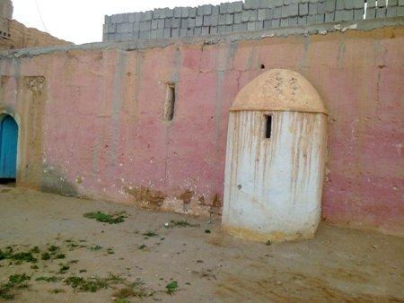 الصفا:ساكنة تين صالح تشتكي من عدم اتمام اشغال مسجد الدوار …؟؟