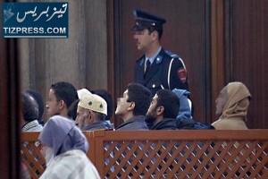 تيزنيت :تأجيل محاكمة الــوحداني إلى 25 دجنبر