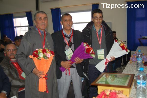 تيزنيت : تكريم أعضاء سابقين بالمكتب الإداري لجمعية تنمية التعاون المدرسي ( صور )