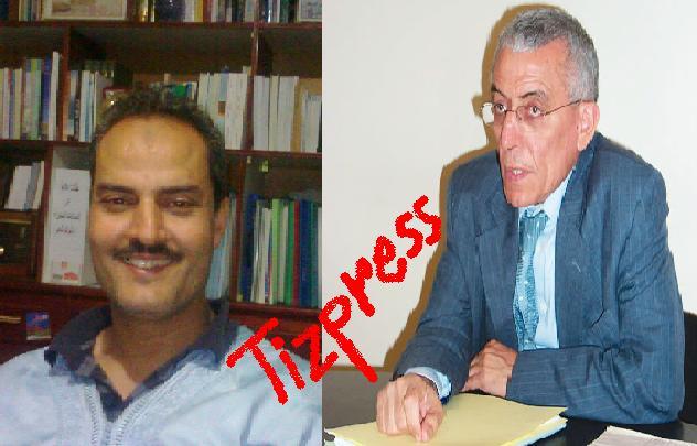 تيزنيت :  الجمعية المهنية للتجار بتيزنيت تراسل رئيس البلدية لتسقيف ساحة أقشوش