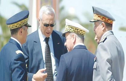 أكادير : إحالة العقيد أقلعي على التقاعد و تعيين قائد جهوي جديد للدرك الملكي بأكادير