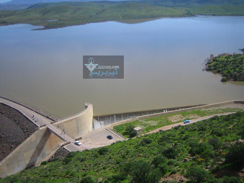 احتياطي السدود من المياه حاليا يقارب 9 ملايير متر مكعب