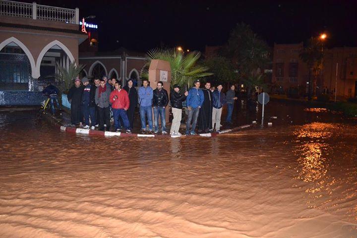نشرة إنذارية تحذر من أمطار عاصفية تصل إلى ما بين 100 و200 مليمتر بجهة سوس