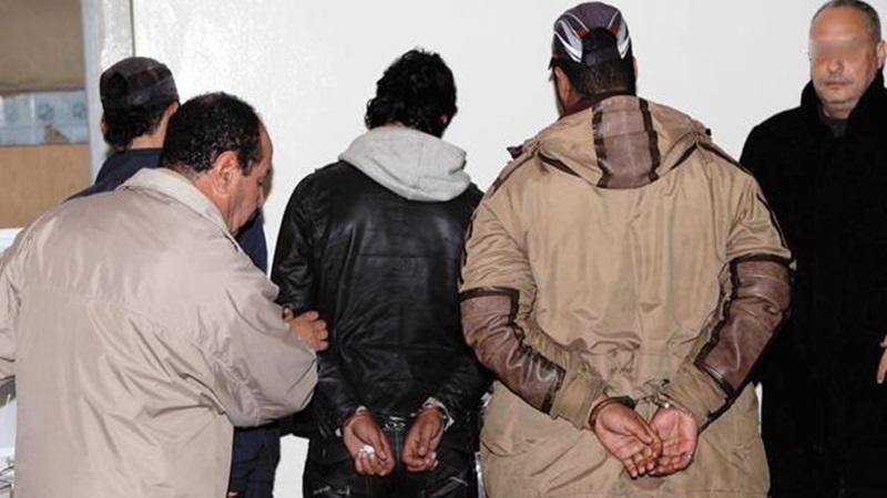 بيزاكارن : اعتقال عصابة اجرامية تتكون من 6 افراد في عملية استباقية