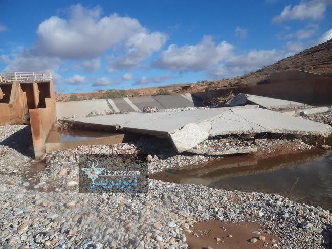 ساكنة أولادجرار بإقليم تيزنيت تكشف جانبا من خسائرها المادية نتيجة السيول