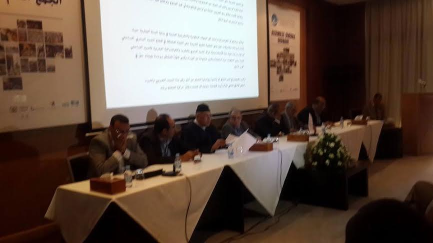أكادير : اختتام أشغال الجمع العام العادي للكونفدرالية الوطنية للصيد الساحلي