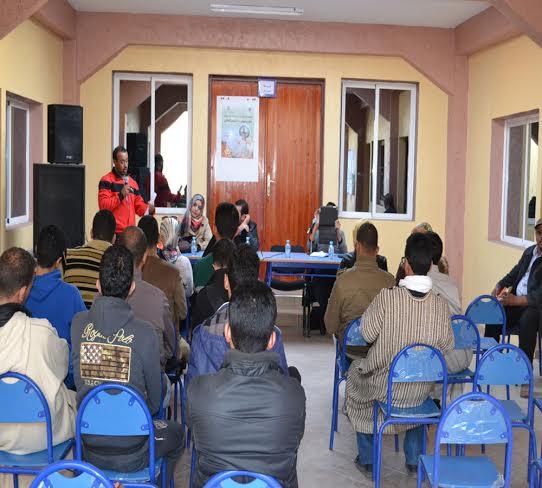 تافراوت : تأسيس الفرع المحلي لمنظمة الشبيبة التجمعية