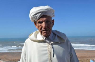 """سيدي إفني : """"محمود أبو الحقوق """" عاصر ثلاثة ملوك ويرأس """"اثنين أملو"""" منذ 1963"""