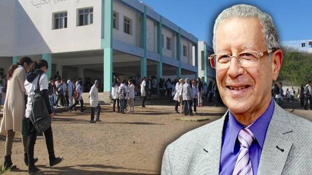 أكادير : مالك فندق يسعي للاستيلاء على مدرسة  وسط استنكار الساكنة