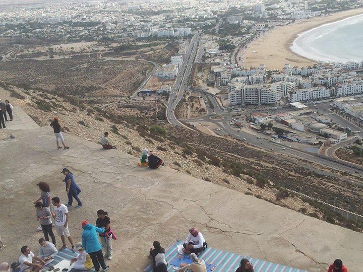 أكادير : هزات أرضية تضرب المدينة من جديد