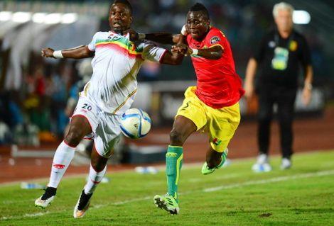 """غينيا تتأهل إلى ربع نهائي """"الكان"""" بعد القرعة"""