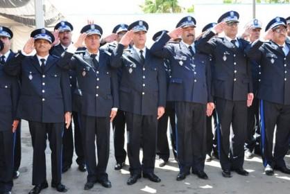 إدارة الأمن الوطني تعلن ترقية 6319 شرطي
