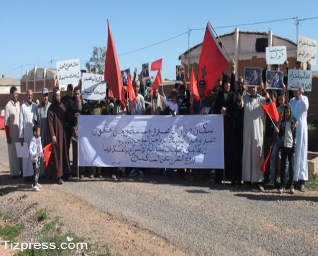 جماعة وجان : سكان دوار أنونعدو يصعدون ضد وحدات لتربية الدواجن
