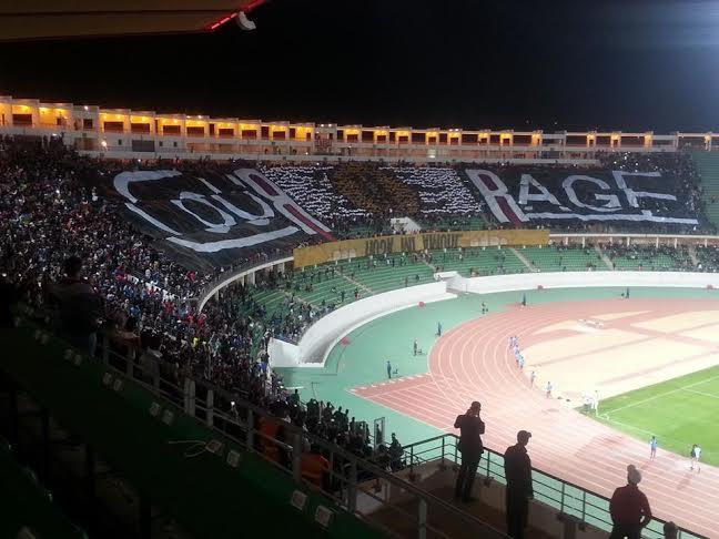 أكادير : اول هزيمة لفريق حسنية اكادير بميدانها
