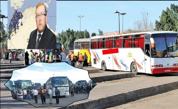 تأجيل إضراب أصحاب  النقل الطرقي للمسافرين بالمغرب