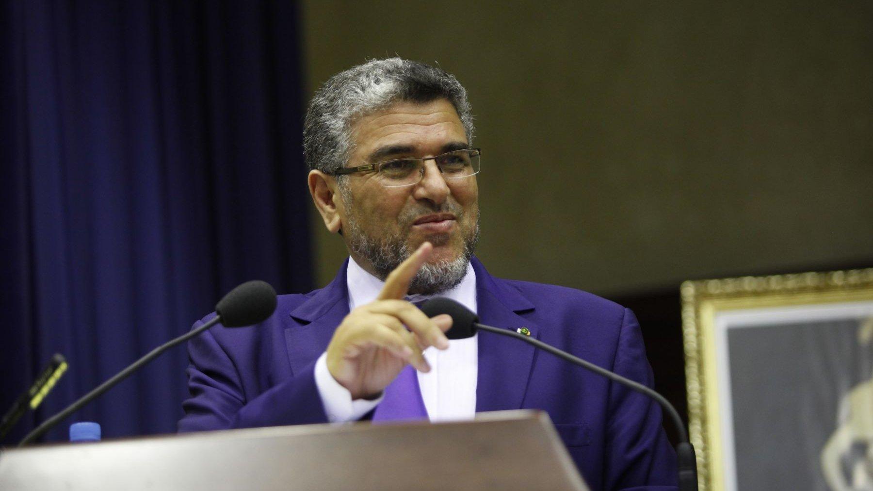 مصطفى الرميد: الاستيلاء على أملاك الغير سيصبح قريبا في خبر كان