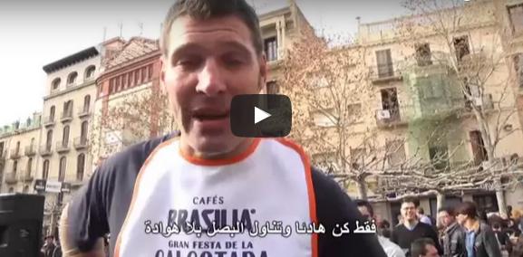 بالفيديو : رجل يأكل 178 بصلة دفعة واحدة!