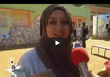 """أربعاء أيت احمد: نادي """"معا للخير""""يحط الرحال بمدرسة تمزكو"""