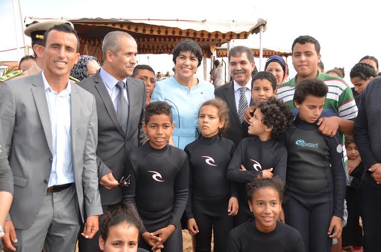 أول أكاديمية لركوب الموج في المغرب تفتتح بأكادير
