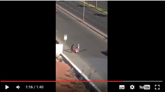 بالفيديو: السرقة في الشارع العام في واضحة النهار بالدار البيضاء
