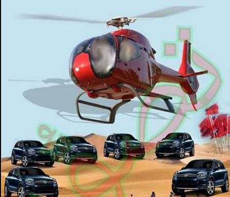 """الشوباني: لن أكتفي بشراء سيارات """"كات كات""""، بل سأشتري طائرة هيليكوبتر"""