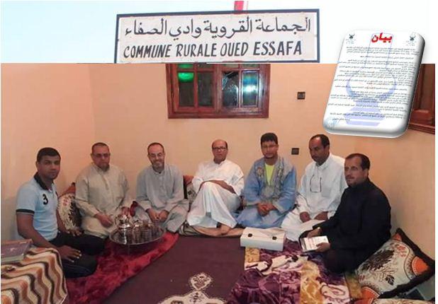 إشتوكة: البيجيدي بجماعة الصفاء يفك ارتباطه بأغلبية المجلس