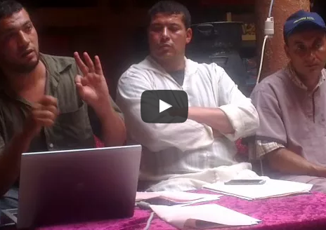 بالفيديو  :ندوة صحفية لتنسيقية المتضررين من سوء تدبير مشاريع المبادرة الوطنية للتنمية البشرية بأنزي