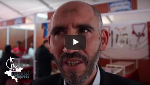 """بالفيديو : معرض تيمزار يحيي تقنية """"Niellage"""" التي تركها اليهود المغاربة"""