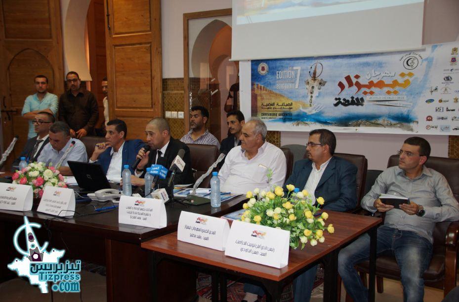 بالفيديو ..عبد الحق أرخاوي : تونس ضيفة شرف معرض النسخة السابعة لمهرجان تيميزار