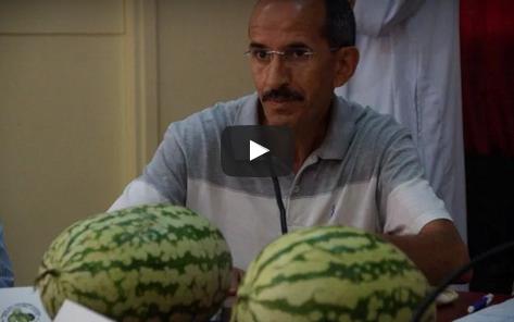 """بالفيديو : """"حسن الخالدي"""" يشرح بشكل مُبسط مشروع تنمية المراعي وتنظيم الترحال المزمع إحداثه بالمعدر الكبير"""