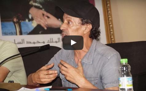 « عَلِي فَايْقْ » يدعو بمهرجان الدلاح إلى ضرورة رد الإعتبار للفنان الأمازيغي