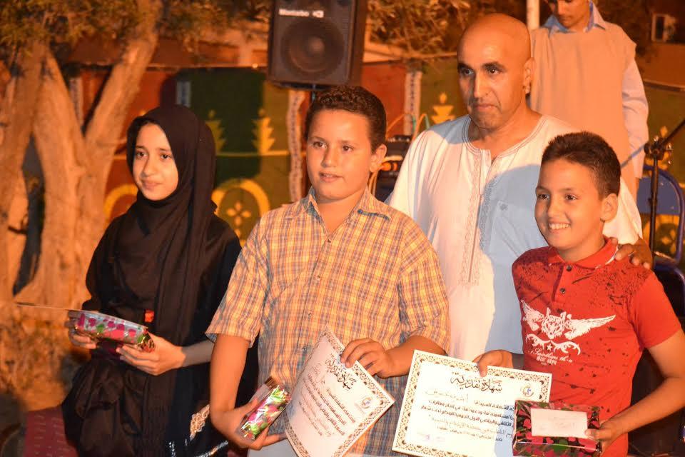 بالصور : اختتام الأسبوع الثقافي و الرياضي الأول لإميان بتافراوت