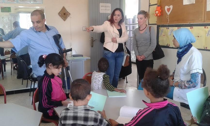 تيزنيت : جمعية نور لأطفال التوحد تُعلن عن تنظيم لقاءات تشخيصية لفائدة أسر الأطفال التوحديين ( إعلان )