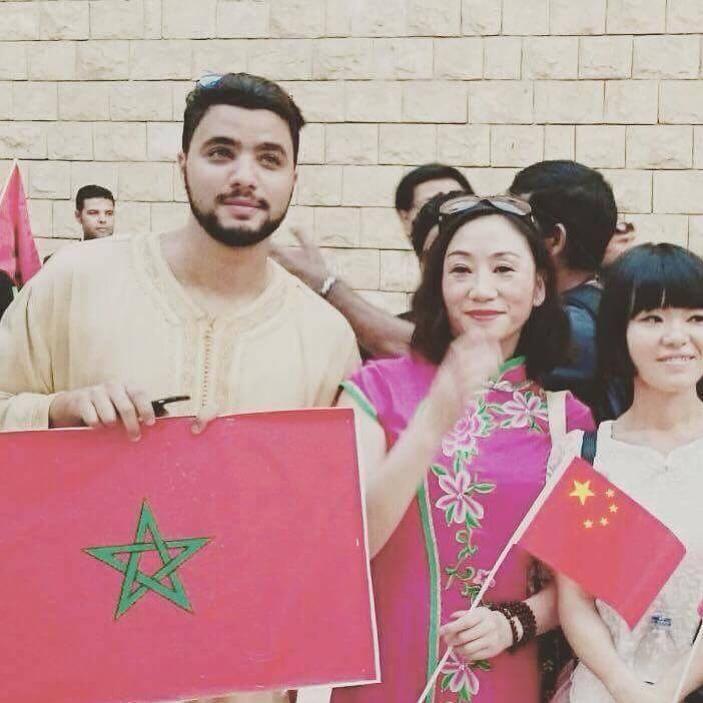 """صاحب الصوت الرائع """" سعد بناني """" في مشاركة ضمن فعاليات مهرجان السماع الدولي للانشاد الديني والموسيقى الروحية بمصر"""