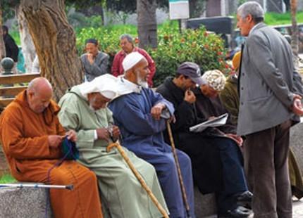 دراسة: الشيخوخة ستطال ربع سكان المغرب في 2050
