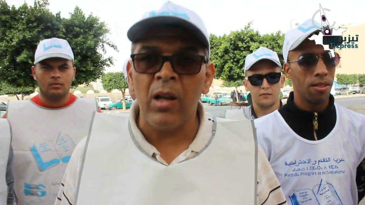 بومهدي : حملتنا نظيفة وعازمون على أن تبقى كذلك