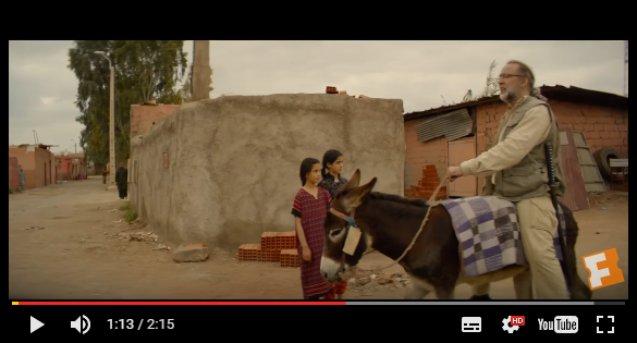 بالفيديو : نيكولاس كيدج يطارد بن لادن بالمغرب