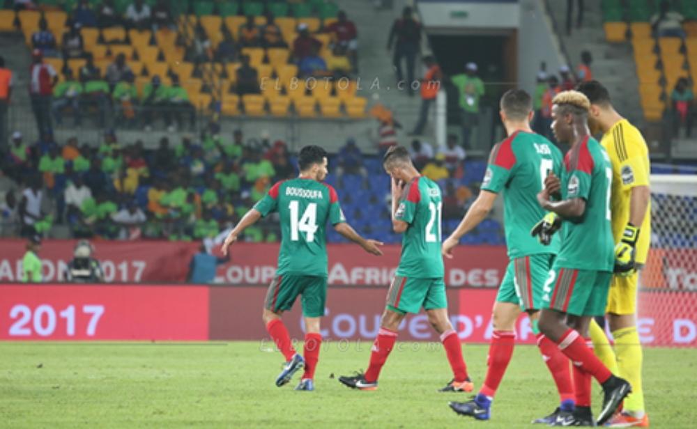 المنتخب المغربي يسقط أمام الكونغو في بداية مشواره الإفريقي