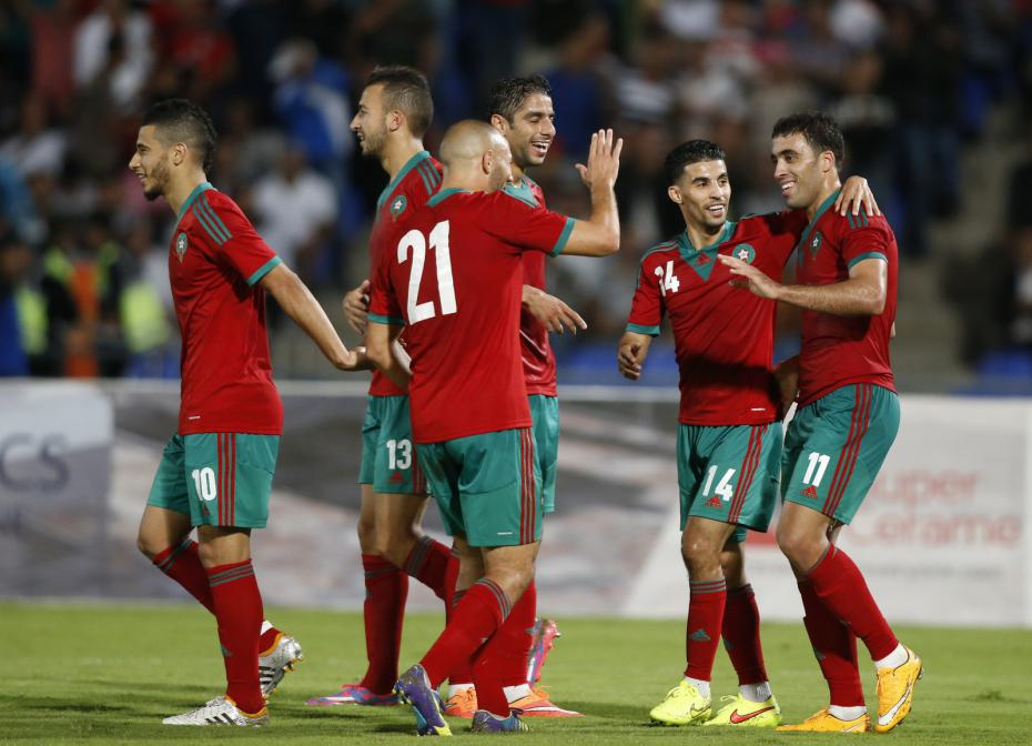 المنتخب المغربي يفتتح مبارياته بكأس إفريقيا بمواجهة الكونغو