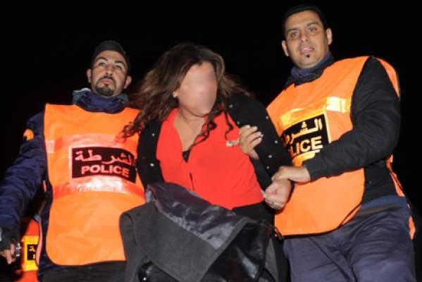 أكادير : القبض على سيدة تحاول تصوير نساء بأحد الحمامات