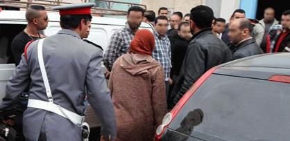 إمنتانوت : اعتقال عشيقين متلبسين بممارسة الجنس داخل كوميسارية