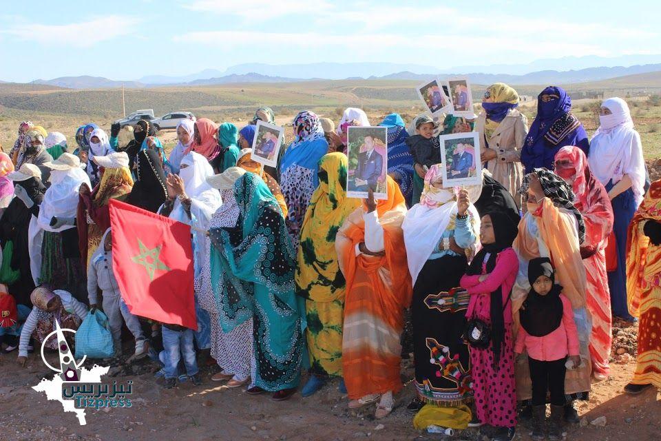 تيزنيت: جماعة المعدر .. أزيد من 160 أسرة تواجه شبح العزلة بسبب تثنية الطريق الوطنية