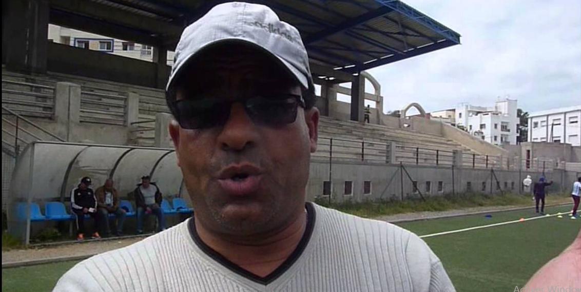 تيزنيت : أمل تيزنيت يتعاقد رسميا مع المدرب عبد السلام لغريسي