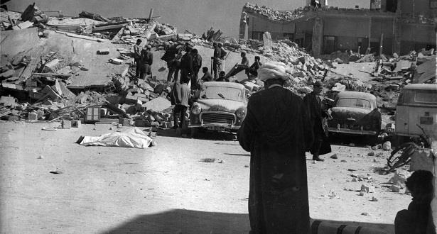 أكادير تحيي الذكرى 57 لفاجعة الزلزال صيانة لذاكرة جماعية أليمة