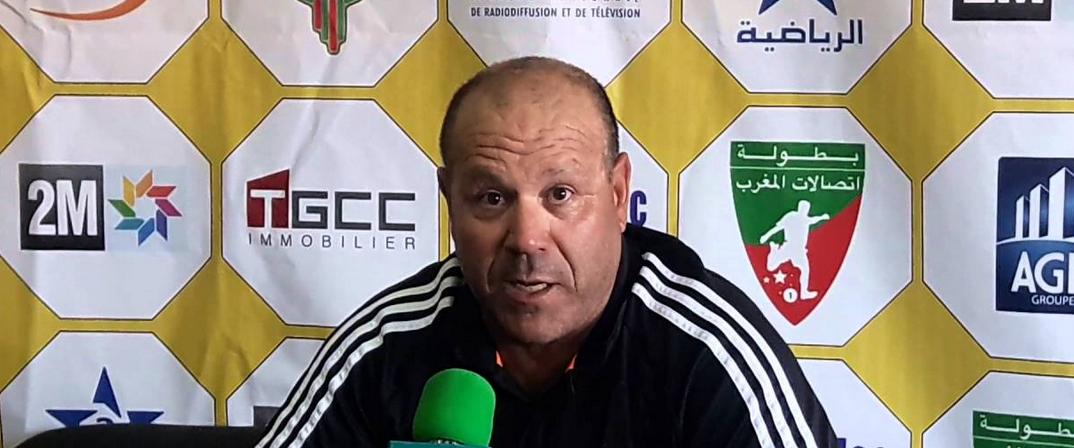 محمد الأشهبي مدربا جديدا لفريق أمل تيزنيت لكرة القدم