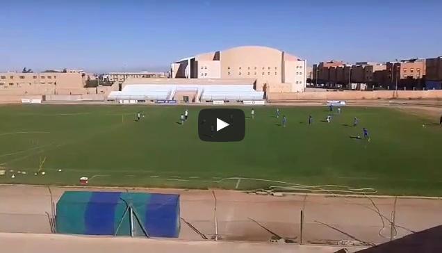 بالفيديو : ملاسنات بين لاعب أمل تيزنيت وأحد الجماهير