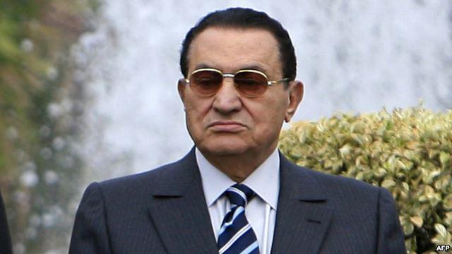إخلاء سبيل الرئيس المصري الأسبق حسني مبارك