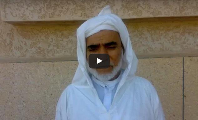 بالفيديو :الفلكي «محمد البُوجرفاوي» يرفض الترشح لنيل الوسام الملكي