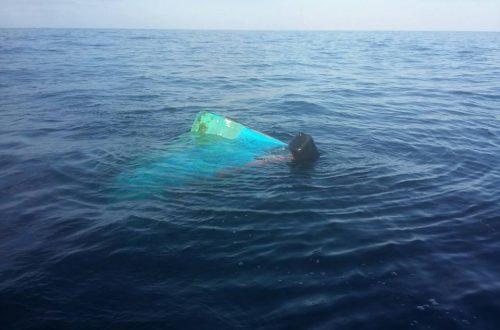 أربعاء الساحل : نجاة سائحين من موت محقق بعد إنقلاب قارب كانا على متنه قبالة ساحل سيدي بو الفضايل